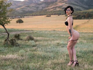 LaraMoor private naked anal